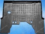 Коврик резиновый на пол кабины МТЗ 80-1221 (цельный) 80-6702337-А