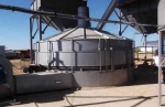 Карусельные зерносушилки СКУ