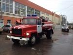 Пожарная автоцистерна АЦ-3.2. Фото 1