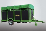Прицеп для перевозки скота T046